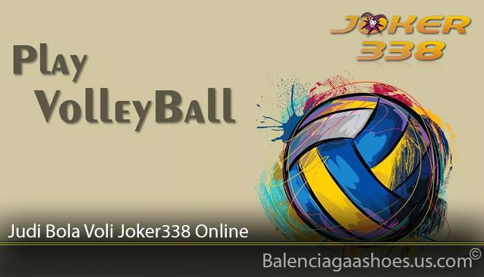 Judi Bola Voli Joker338 Online